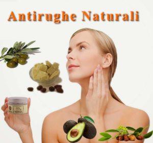 antirughe naturali